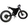 2020 Hot Selling Alloy Frame Carbon Fiber Painting Full Suspension 5000w Fat Tire Electric Bike
