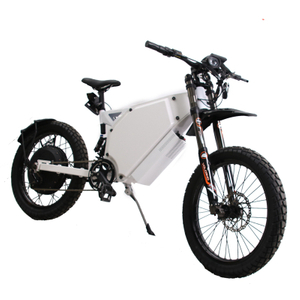 Full Suspension Fat Tire Electric Bike 72v 12000w Dirt Ebike Off Road Mountain E Bicycle